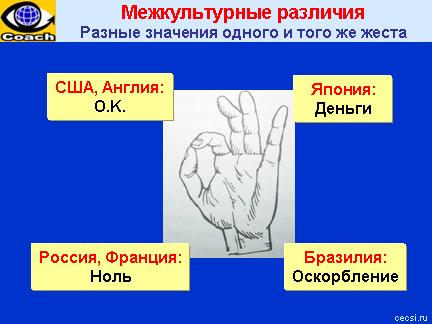 Управление культурными различиями