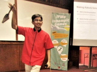10 KITT Brood KoRe Innovative Thinking Tools IPMA 2018 Malaysia University Innompic Games