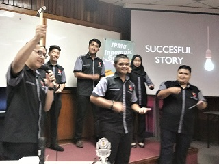 IPMA 2018 10 KITT hammer KoRe Innovative Thinking Tools Innompic Games Malaysia