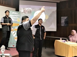 IPMA 2018 Product Vision Malaysia Unversity Mara Innompic Games