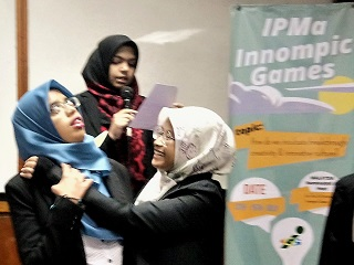 Innovation Enemies IPMA 2018 Innompic Games Malaysia